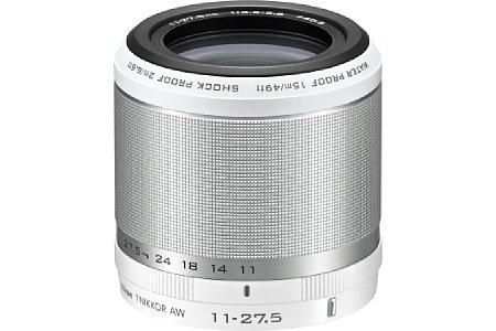 Nikon 1-Mount AW 11-27,5 mm 3.5-5.6 [Foto: Nikon]