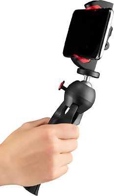 Manfrotto Pixi Smartphone-Klemme (MCPIXI). [Foto: Manfrotto]