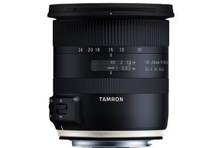 Tamron 10-24 mm F3.5-4.5 Di II VC HLD. [Foto: Tamron]