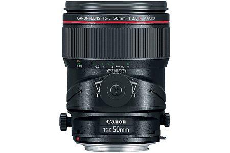 Canon TS-E 50mm 2.8L Macro. [Foto: Canon]