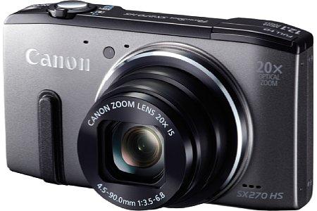 Bild Der leistungsstarke Bildprozessor Digic 6 der Canon PowerShot SX270HS soll bei Empfindlichkeiten von bis zu ISO 3.200 ein 30 % detailreicheres Bild liefern als noch das Vorgängermodell. [Foto: Canon]