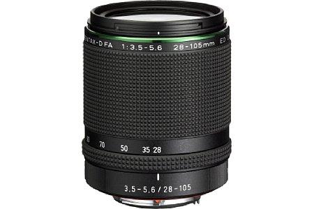 Pentax HD DFA 28-105 mm F3.5-5.6 ED DC WR. [Foto: Pentax]