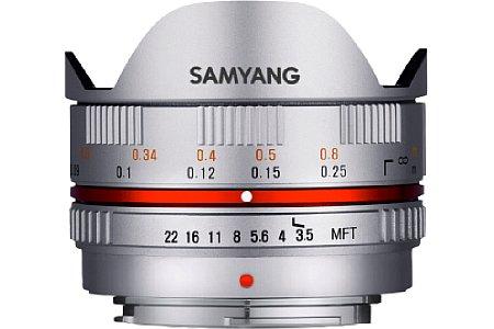 Samyang 7.5 mm F3.5 Fish-Eye. [Foto: Samyang]