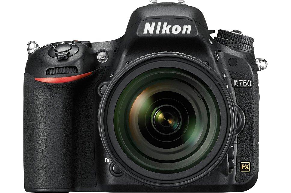 Bild Die Nikon D750 bringt viele Features der über 1.000 Euro teureren D810 in eine erschwinglichere Preisklasse. [Foto: Nikon]