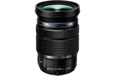 Bild Olympus 12-100 mm 4 IS ED Pro. [Foto: Olympus]