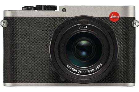 Leica Q (Typ 116) Frontansicht. [Foto: Leica]