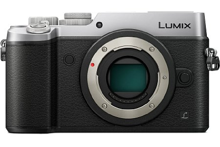 Panasonic Lumix DMC-GX8. [Foto: Panasonic]