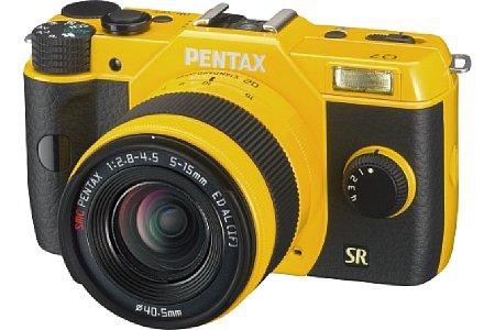 Pentax Q7 [Foto: Pentax]
