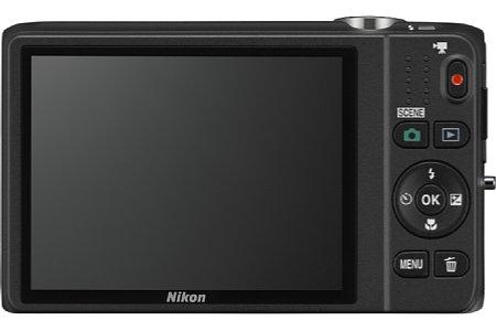 Nikon Coolpix S6500 [Foto: Nikon]