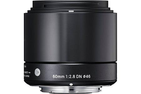 Sigma A 60 mm 2,8 DN [Foto: Sigma]