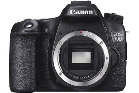 Canon EOS 70D [Foto: Canon]