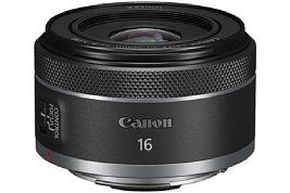 Bild Das Canon RF 16 mm F2.8 STM besitzt nur einen Einstellring. Per Schalter lässt sich seine Funktion zwischen Fokus- und Control-Ring umschalten. [Foto: Canon]
