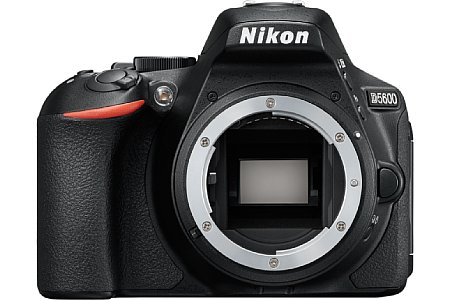 Nikon D5600. [Foto: Nikon]