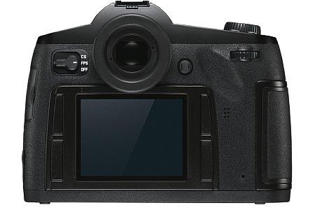 Bild Die Leica S (Typ 007) ist dank des neuen Sensors in der Lage, Videos in 4K oder Full-HD aufzunehmen. [Foto: Leica]
