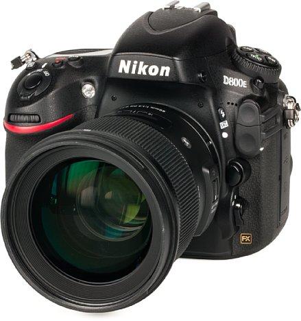 Bild An der Nikon D800E fokussiert das Sigma Art 50 mm F1,4 DG HSM nicht nur schnell, sondern bietet eine hervorragende Bildqualität, ab F2,8 sogar auf Zeiss-Otus-Niveau! [Foto: MediaNord]