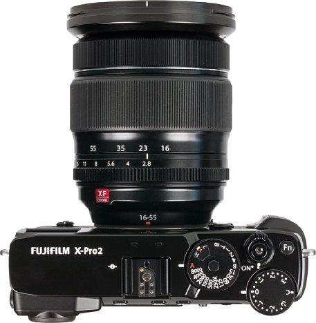 Bild An der Fujifilm X-Pro2 liefert dasXF 16-55 mm F2.8 R LM WR eigentlich eine ganz gute Bildqualität ab, sollte für optimale Auflösung bei kurzer und mittlerer Blende aber um mindestens zwei Stufen abgeblendet werden. [Foto: MediaNord]