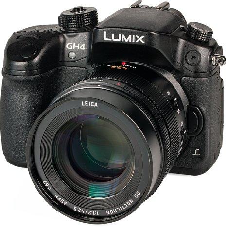 Bild Mit demPanasonic Leica DG Nocticron 42,5 mm 1,2 Asph. Power-OIS wird die Panasonic Lumix DMC-GH4 zur perfekten Porträt- und Available-Light-Maschine für Fotos und Videos. [Foto: MediaNord]