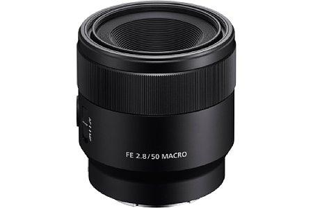 Sony FE 50 mm F2.8 Macro. [Foto: Sony]