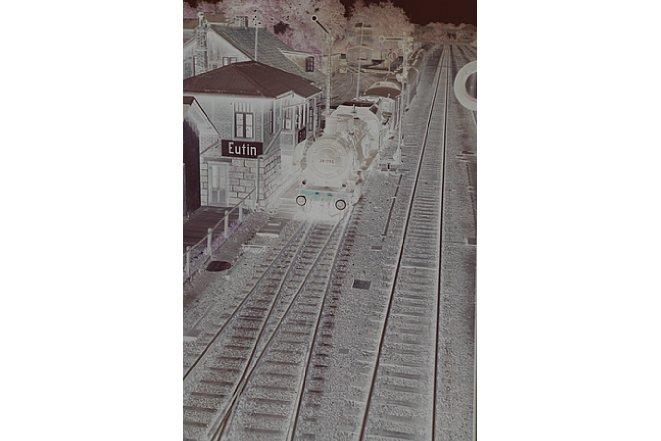 Bild Auch alte, eher exotische Negative wie das eines eines Agfacolor L NT Films kann die D850 mit dem ES-2 zusammen digitalisieren. [Foto: Harm-Diercks Gronewold]