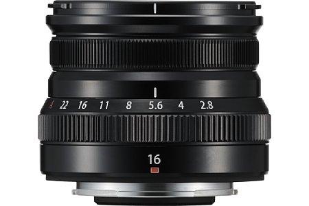 Fujifilm Fujinon XF 16 mm F2.8 R WR. [Foto: Fujifilm]