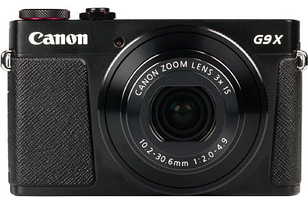 Canon PowerShot G9 X. [Foto: MediaNord]