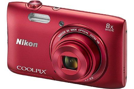 Nikon Coolpix S3600 [Foto: Nikon]