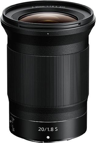 Bild Das Nikon Z 20 mm 1:1,8 S besitzt einen mit 4,5 Zentimetern besonders breiten Multifunktionsring. [Foto: Nikon]