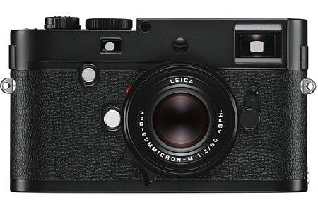 Leica M Monochrom (Typ 246). [Foto: Leica]