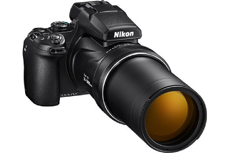 Bild Nikon Coolpix P1000. [Foto: Nikon]