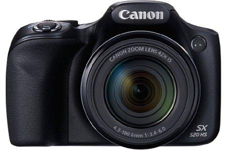 PowerShot SX520 HS FRT [Foto: Canon]