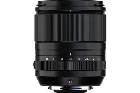 Fujifilm XF 23 mm F1.4 R LM WR. [Foto: Fujifilm]
