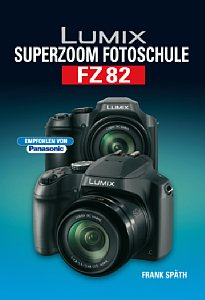 Lumix FZ82 Superzoom Fotoschule. [Foto: Point of Sale]