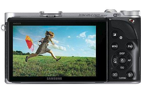 Samsung NX300. [Foto: Samsung]