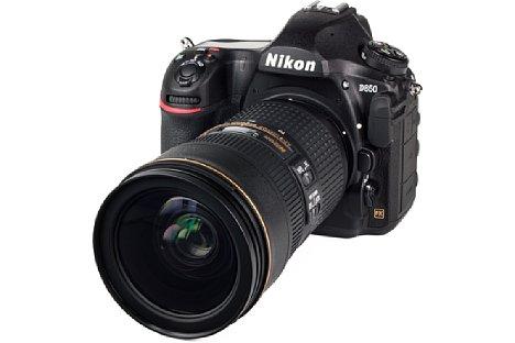 Bild Nikon D850 mit 24-70 mm. [Foto: MediaNord]
