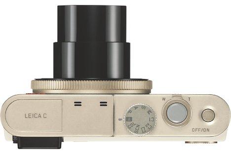 Bild Die Leica C (Typ 112) nimmt Videos in Full-HD-Auflösung samt Stereoton auf und speichert diese mit MPEG-4-Komprimierung. [Foto: Leica]