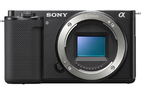 Bild Die Sony ZV-E10 vereint die besten Eigenschaften der APS-C-Systemkamera Alpha 6100 und der Vlogging-Kamera ZV-1. [Foto: Sony]