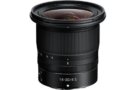 Nikon Z 14-30 mm 1:4 S. [Foto: Nikon]