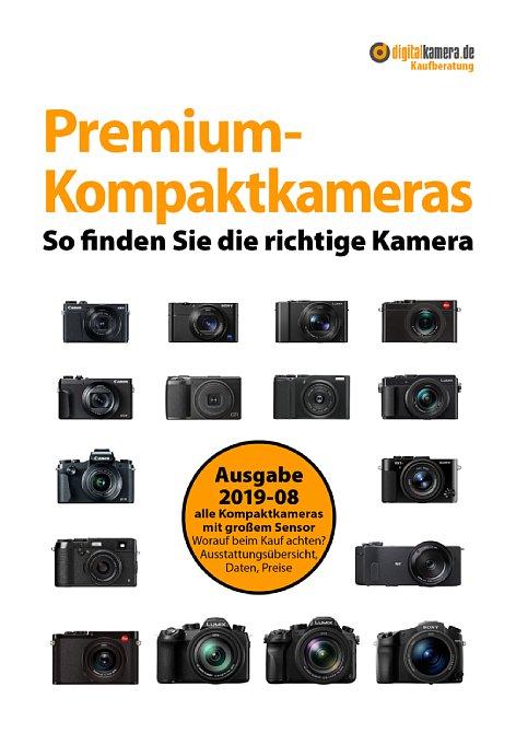 """digitalkamera.de """"Kaufberatung Premium-Kompaktkameras"""" erweitert"""