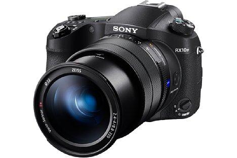 """Bild Die neue Sony RX10 IV besitzt einen 1""""-CMOS-Sensor mit integriertem DRAM für eine schnellere Auslesung und 315-Phasen-AF-Punkte. [Foto: Sony]"""