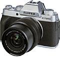 Die Fujifilm X-T200 überzeugt äußerlich durch klassisches Design undgefällige Abmessungen. [Foto: MediaNord]