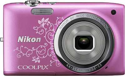 Nikon Coolpix S2700 [Foto: Nikon]