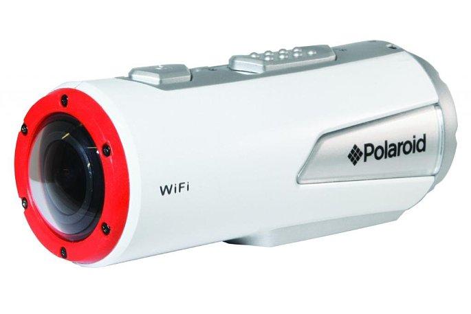 Bild Polaroid XS100i WiFi Extreme Edition ist auch ohne zusätzliches Schutzgehäuse wasserdicht bis zehn Meter Wassertiefe. [Foto: Polaroid]
