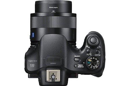 Sony DSC-HX400V. [Foto: Sony]