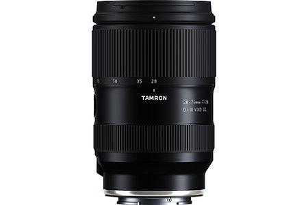 Tamron 28-75 mm F2,8 Di III VXD G2 (A063S). [Foto: Tamron]