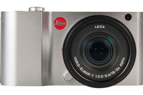 Bild Das Design der Yi M1 ist dem der hier genzeigten Leica T (Typ 701) bzw. deren Nachfolgerin Leica TL nicht unähnlich, um dies mal zurückhaltend zu formulieren. [Foto: MediaNord]