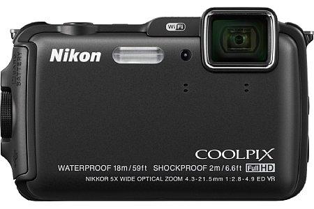 Nikon Coolpix AW120 [Foto: Nikon]