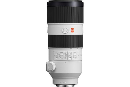 Sony FE 70-200 mm F2.8 GM OSS (SEL70200GM). [Foto: Sony]