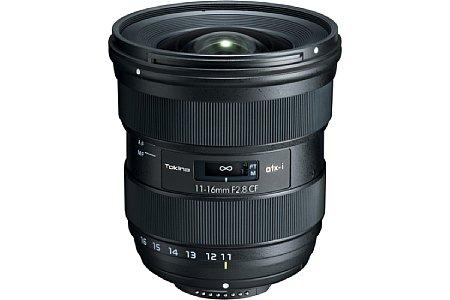Tokina atx-i 11-16 mm F2.8 CF. [Foto: Tokina]