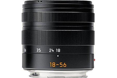 Bild Das Leica Vario-Elmar-T 1:3,5-5,6/18-56 mm ASPH. ist das Standardobjektiv der T. [Foto: Leica]
