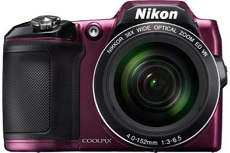 Nikon Coolpix L840. [Foto: Nikon]